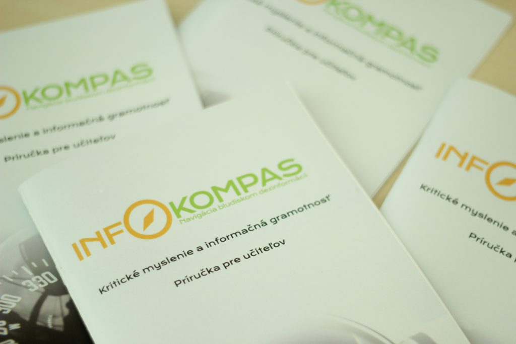 Príručka InfoKompas pre učiteľov